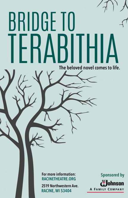 Bridge to Terabithia - Racine Theatre