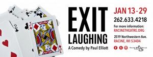 Horizontal Exit Laughing