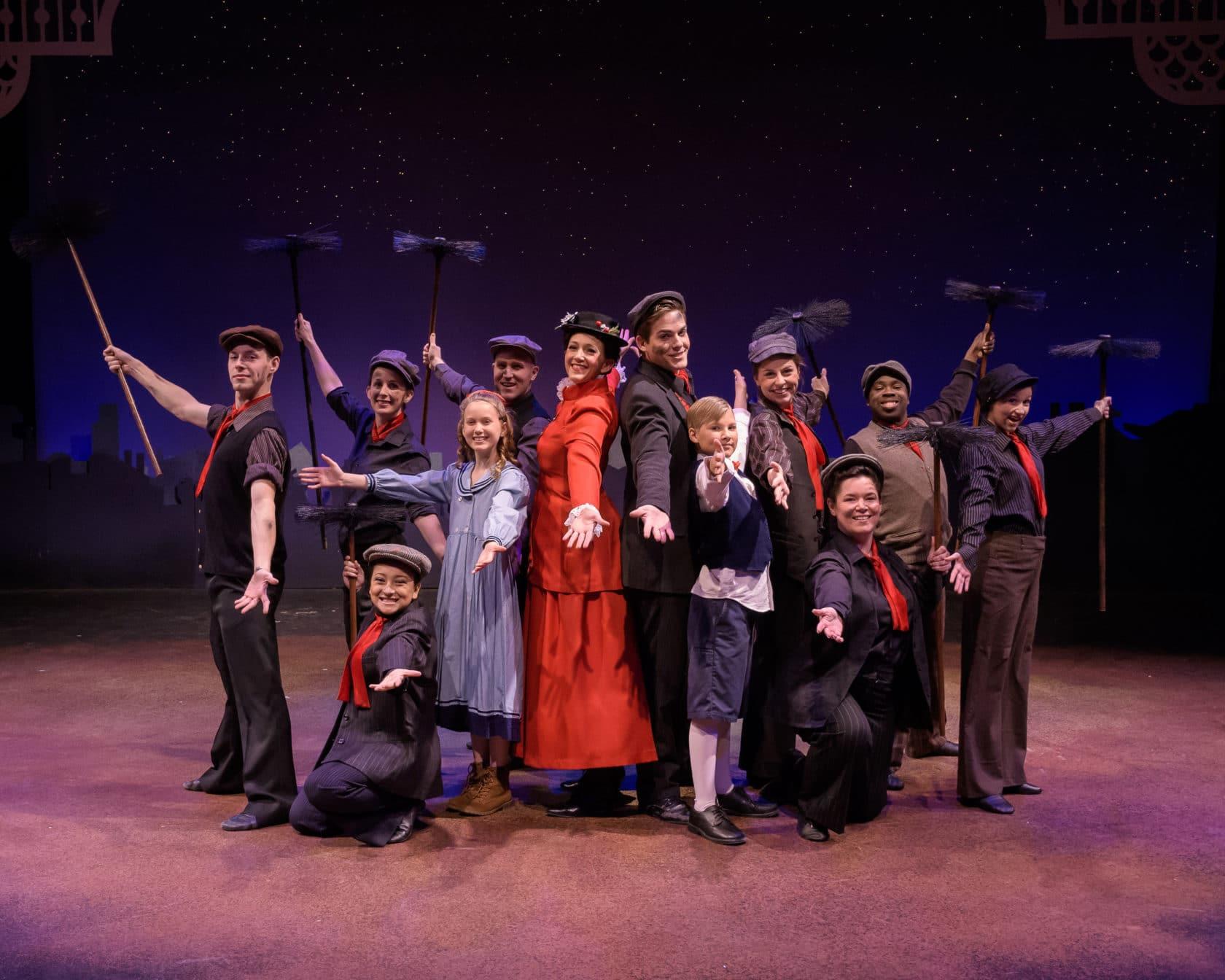 Mary Poppins Racine Theatre