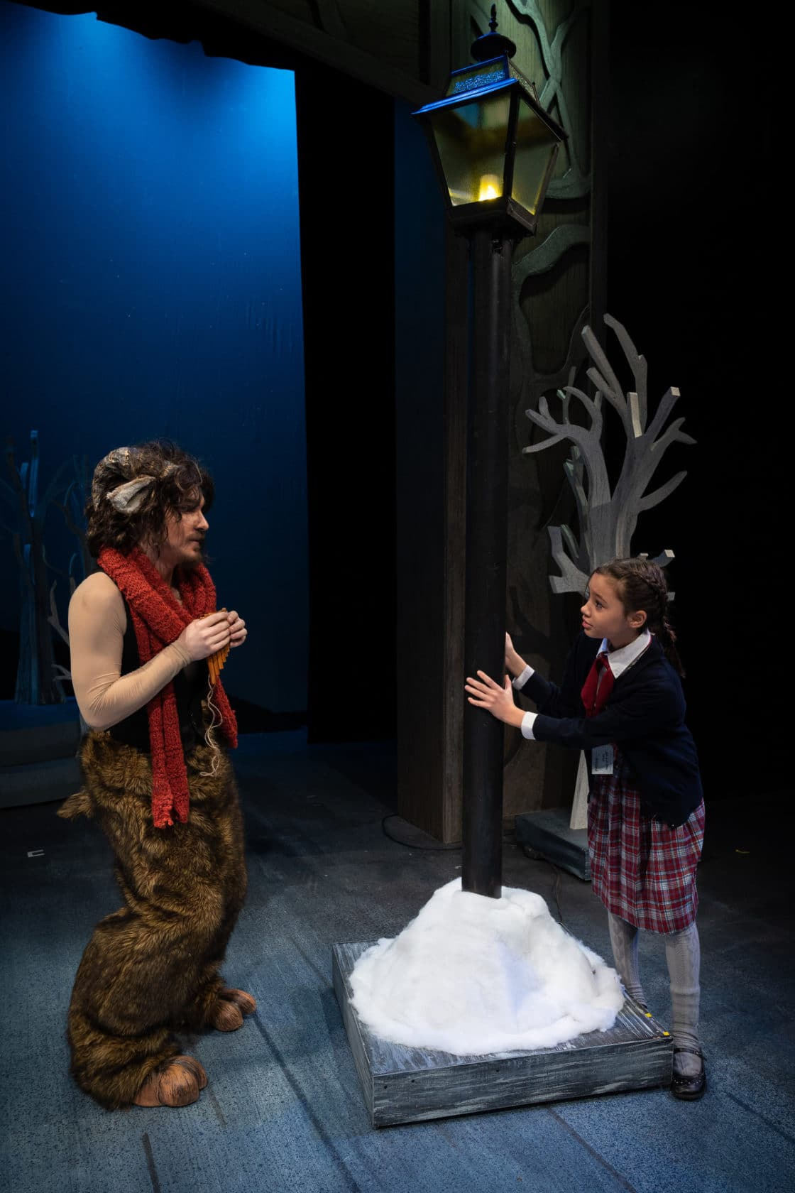 The Lion, the Witch and the Wardrobe - Racine Theatre