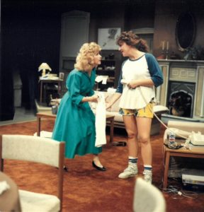 1988 - 89 - The Odd Couple (Female)