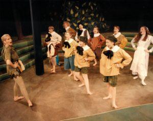 1994 - 95 - Peter Pan