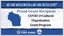 COVID-19 Cultural Organization Grant Recipient